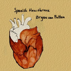 Spanish Heartbreak cover art by Natusha Croes