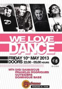 damascus We Love Dance Sorbonne
