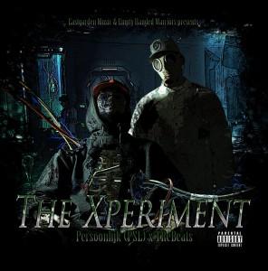 Cover The Xperiment Persoonlijk (PSL) x TReBeats