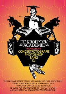 E-FLYER KF Academie SEPTEMBER