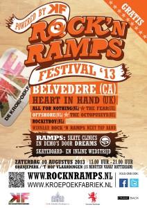 Rock ramps