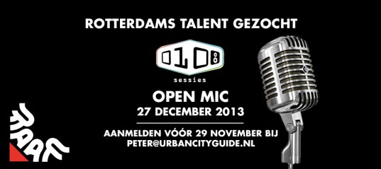 open mic raaf