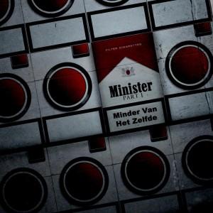 MVHZ EP PT.1 - MINISTER (Artwork KLion)