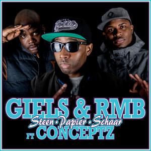 GIELS & RMB - Steen Papier Schaar ft Conceptz