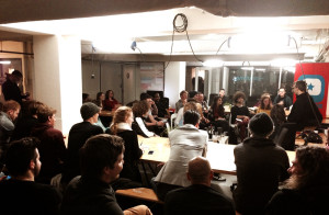 Boekingen sessie nov 2013