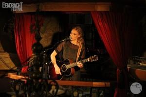 Linda Kreuzen in Sijf - gehost door Le Café Musical - fotograaf Gregory Joha