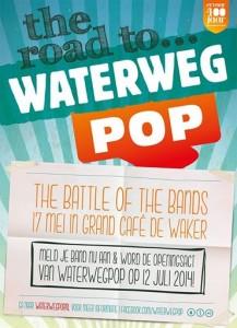 the road to waterwegpop