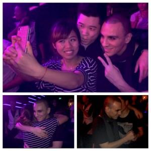 Faisal & fans [CHINA 2014]