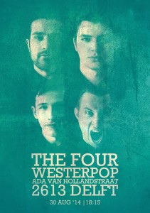 the four westerpop