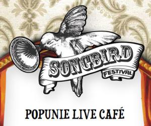 Songbird website popunie live cafe