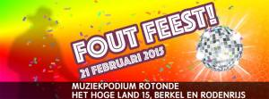 Fout Feest