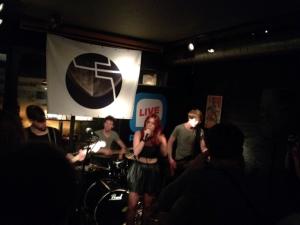Popunie Live act