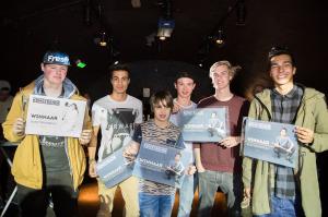 Kunstbende Zuid-Holland winnaars 2e selectieronde DJ