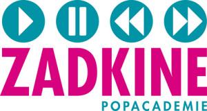 Logo Zadkine PopAcademie RGB