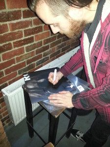 Album Signing