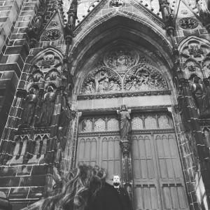 foto kerk Clermont-Ferrand