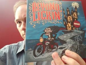 Beyond Lickin'