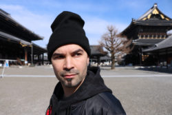 Mike in Kyoto